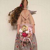 Купить или заказать Кукла Тильда портретная ' Медсестра' в интернет-магазине на Ярмарке Мастеров. Портретная кукла может выполнена на заказ по фотографии или без неё. Это может быть женщина, мужчина, ребёнок или все вместе. Отличный и очень оригинальный подарок, который, я уверена, порадует любого!!!