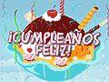Helado de Cumpleaños | Cumpleaños Feliz Gratis Rio Tarjetas.com
