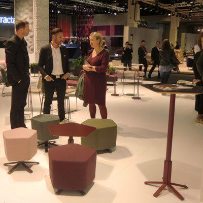 Инеке Ханс и ее творение - коллекция ALINE.Инеке Ханс - один из ведущих дизайнеров в Нидерландах, ценится за свои простые конструкции с фокусом на детали и функциональность. Зачастую целью является создание продуктов, носящих игривый характер и приглашающих к социальному общению.