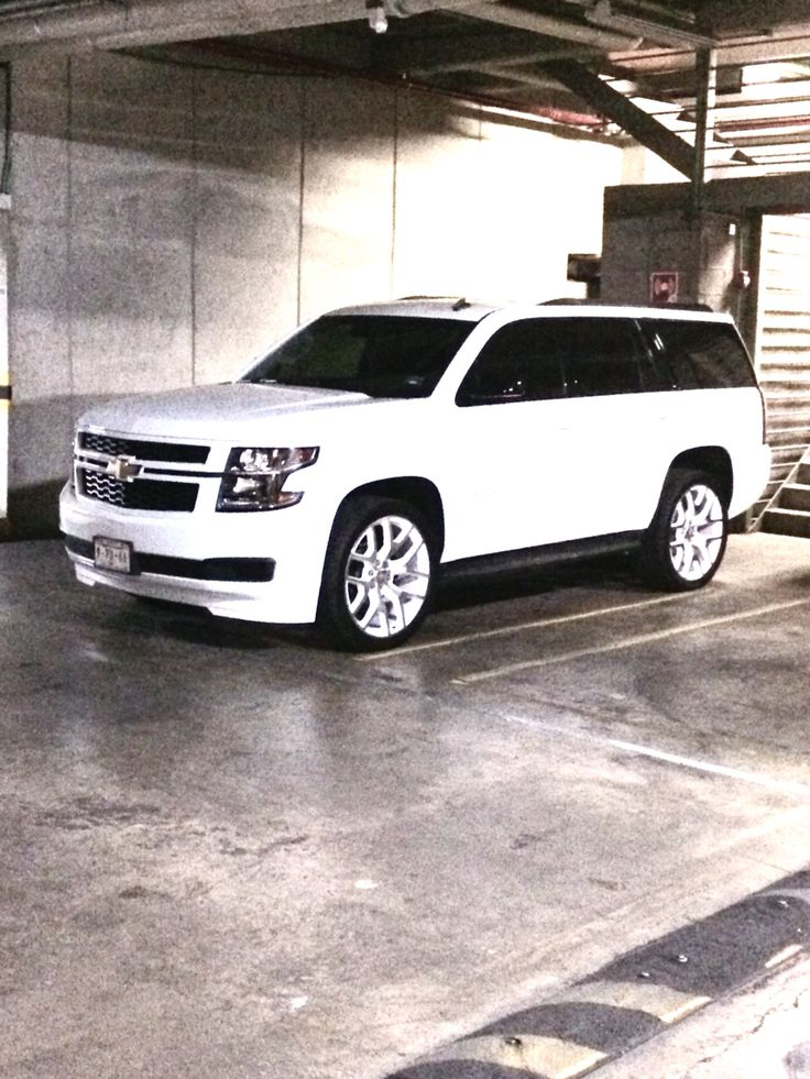 Chevy tahoe 2015