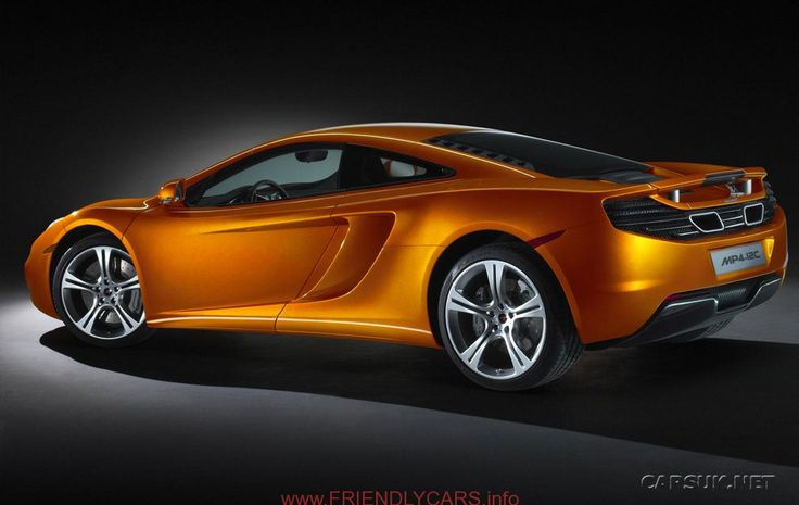 cool mclaren mp4-12c doors image hd McLaren MP4  Description of the model photo gallery