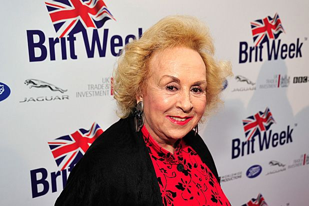 """Doris Roberts was best known as overbearing mother Marie Barone on """"Everybody Loves Raymond"""""""