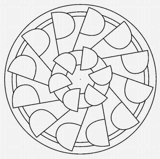 17 best images about quilt pantographs on pinterest - Como pintar mosaicos ...