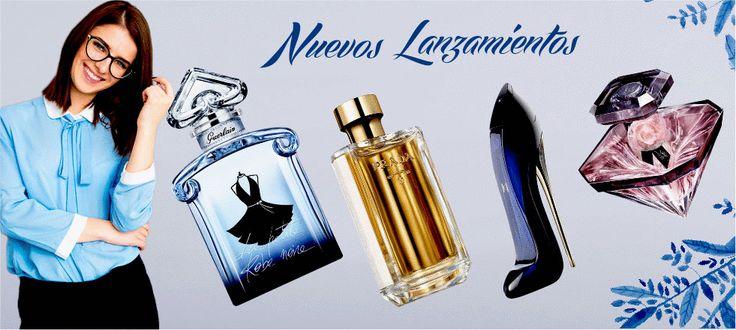 Comprar Perfumes Online. http://www.perfumeriaslaguna.com/                                                                                                                                                                                 Más