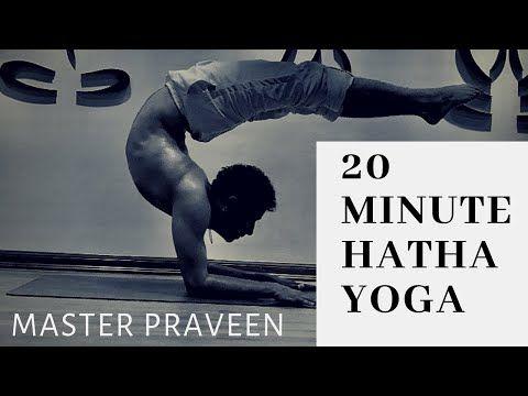 20 Minutes Hatha Yoga Traditional Yoga Flexibility weight