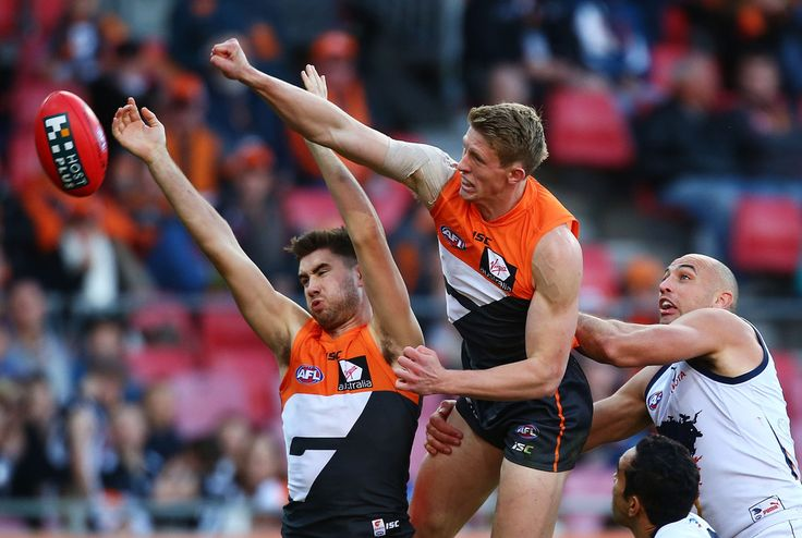 Sam Frost Photos: AFL Rd 16 - GWS v Adelaide
