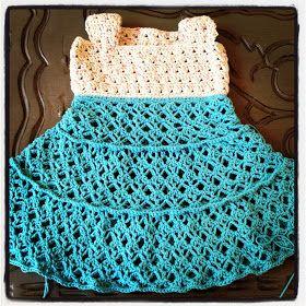 61 best free crochet babykids dressskirt patterns images on annoos crochet world toddler summer vintage dress free pattern dt1010fo
