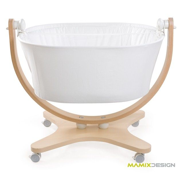 See world's first twin crib designed for co-sleeping - Baby - MadeForMums