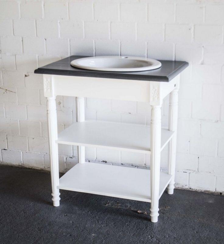 25 melhores ideias sobre badm bel landhausstil no. Black Bedroom Furniture Sets. Home Design Ideas