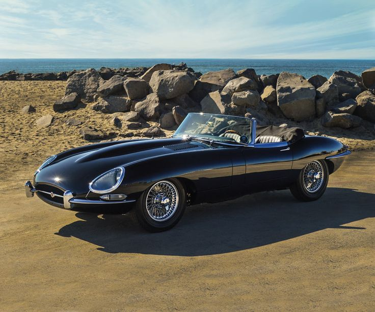 1965 Jaguar XKE Series 1 OTS. Scottsdale Auction 2017 | Worldwide Auctioneers