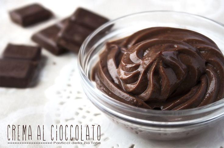 Crema+pasticcera+-+ricetta+al+cioccolato