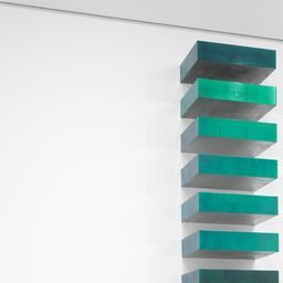 Donald Judd. Untitled (Stack). 1967 | MoMA