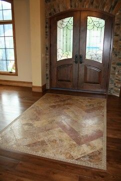 Foyer Tile Design Ideas 10 images about tile floor on pinterest entry ways travertine and entryway Front Entry Tile Designs Front Entry Foyer Design Ideas Pictures Remodel And