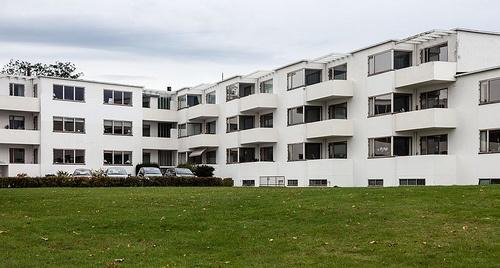Arne Jacobsen. Bellavista housing estate #3