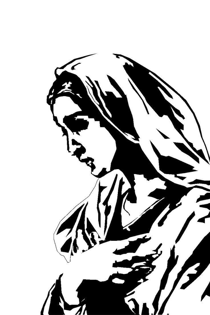 198 Best Images About Religious Silhouettes On Pinterest