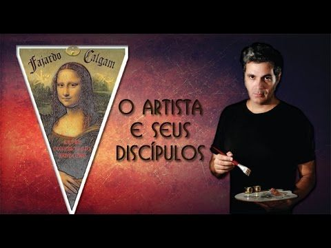 Fajardo e Calgam Atelier apresenta: O Artista e seus Discípulos