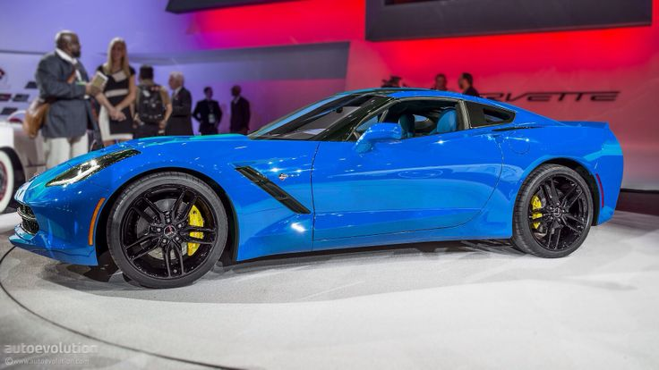 2014 Stingray, may have to be next.