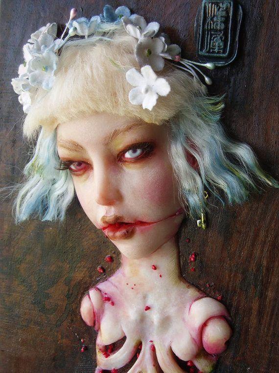 Love doll Bunraku by Sleetwealth on Etsy
