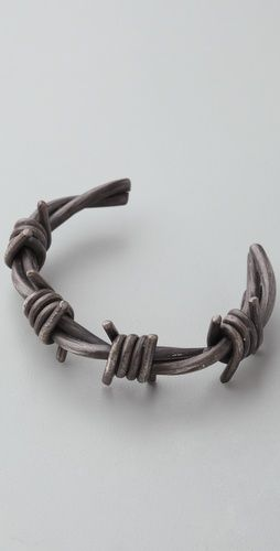 58 best Jewelry - Barbed Wire images on Pinterest | Barbed wire ...