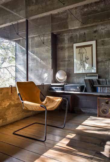 PAULISTANO #Leather #chair by Objekto #design Paulo Mendes da Rocha