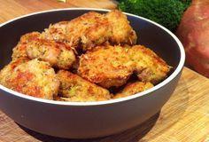 Nuggets de pollo y brócoli