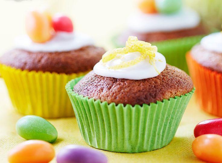 Pääsiäisenä mämmi taipuu myös muffineiksi. Katso helppo mämmimuffinit-resepti ja leivo itse!