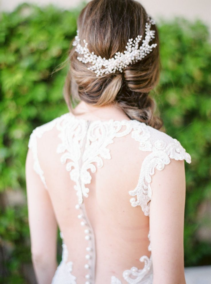 Wedding Hairstyles 4702 Best Bridal Hairstyles Images On Pinterest