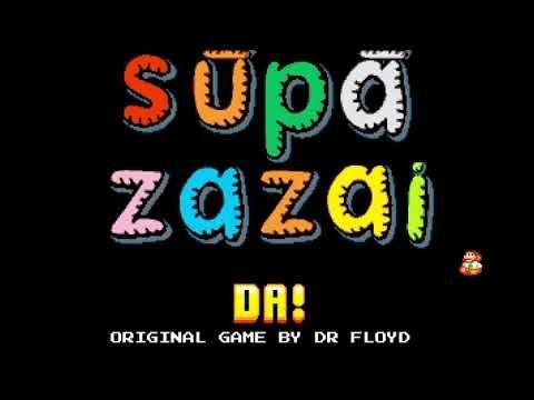 AtariCrypt: Supa Zazai Da!