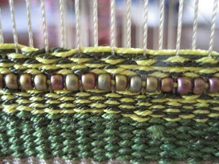 Mirrix Loom Instructions - weaving with beads