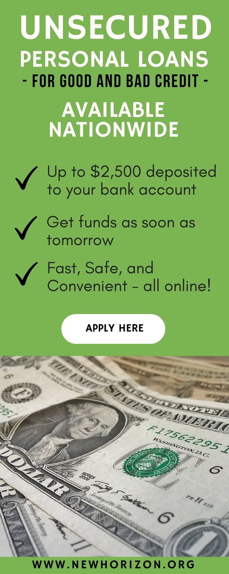 Unsecured Personal Loans For Good And Bad Credit Available Nationwide Best Credit Ideas Of B Bad Credit Personal Loans Personal Loans Loans For Poor Credit