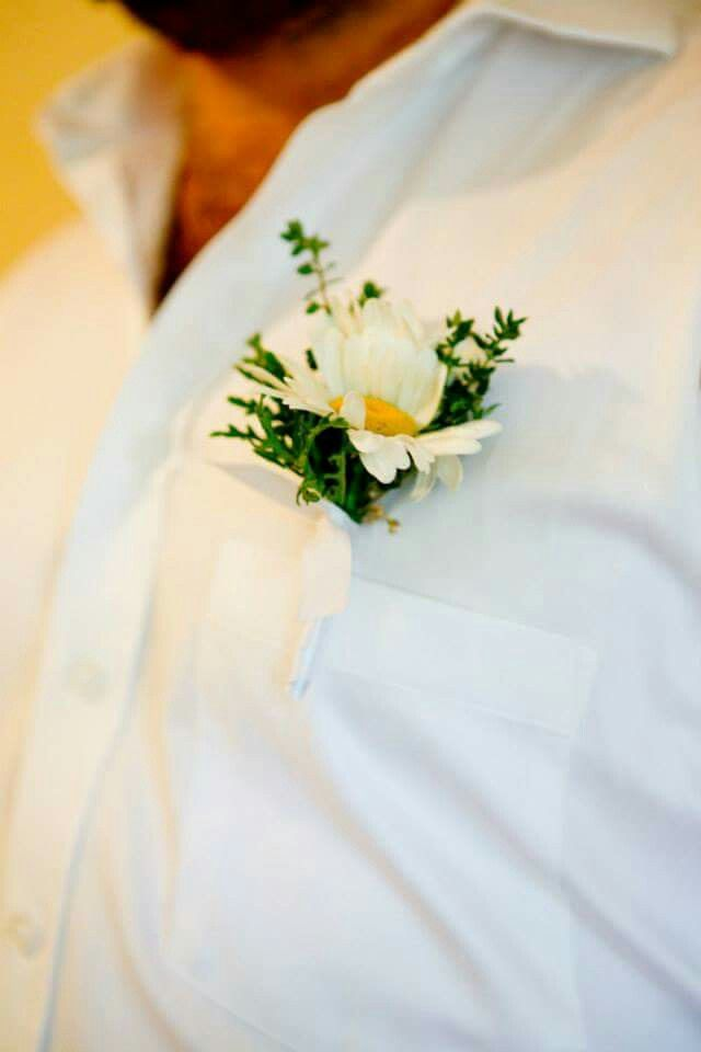 Daisy wedding  flowers