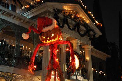 The Spooky Vegan: 31 Days of Halloween: A Disneyland Halloween