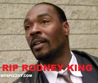 BREAKING NEWS Rodney King dead at 47
