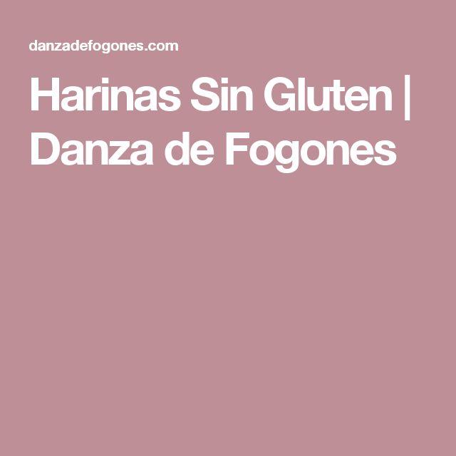 Harinas Sin Gluten | Danza de Fogones