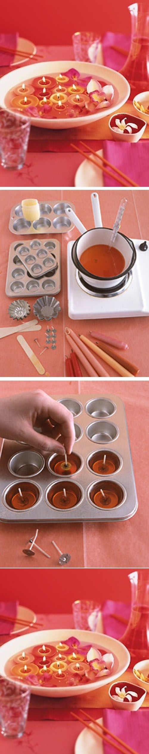 Beautiful Candle Craft | DIY & Crafts Tutorials
