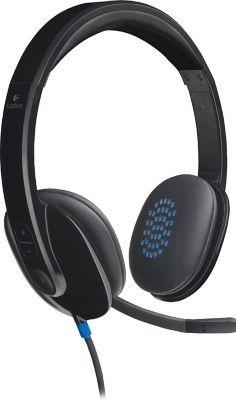 Logitech - Casque d'écoute USB H540   Bureauengros® 39,99 (60)