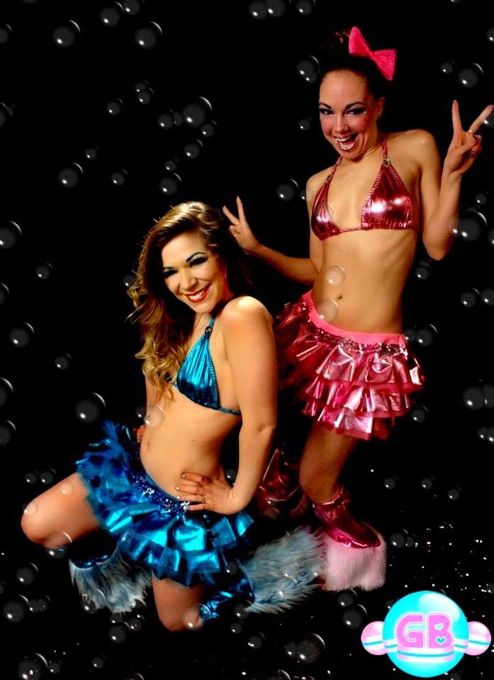 Custom Clubwear by Glitter Bubbles *GB tutus *GB fluffies  *GB bikini tops