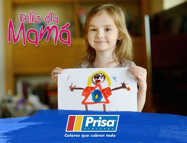 ¡Feliz Día a todas las Mamás que llenan de #Color nuestros días!  http://www.prisa.com.mx/    #ColoresQueCubrenTodo