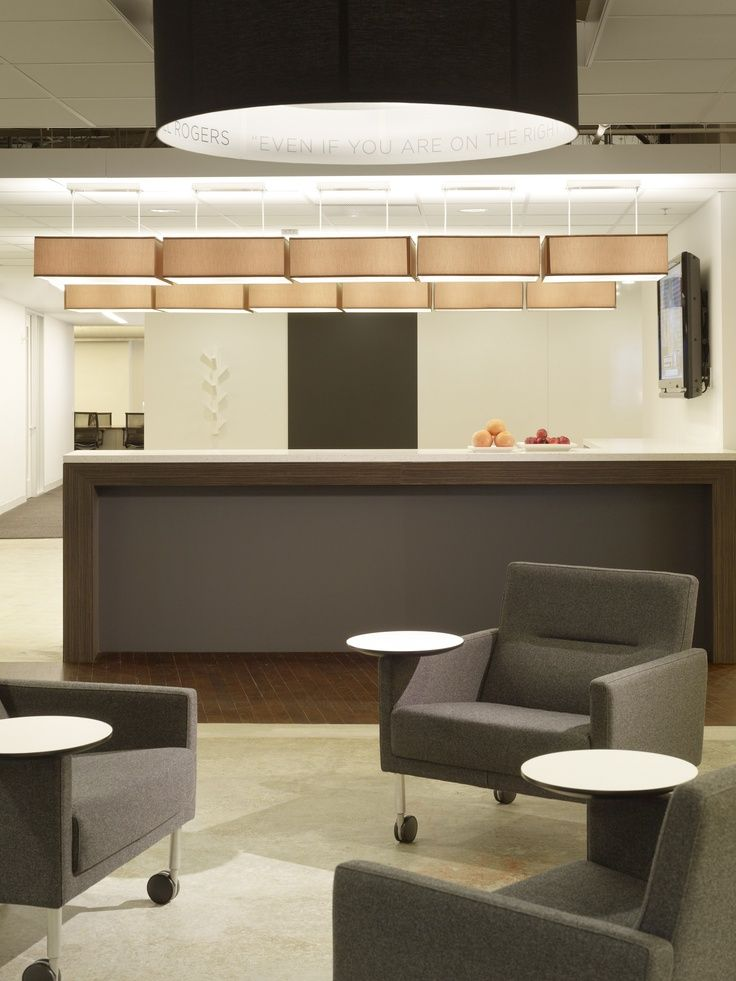 17 best images about office lobby designs on pinterest for Well designed office spaces