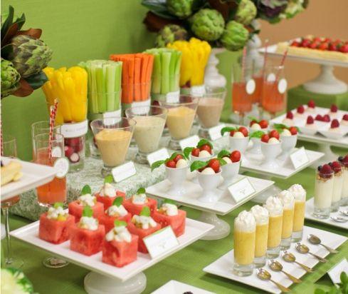 Food Bars: The New Wedding Craze Slideshow   Slideshow   The Daily Meal