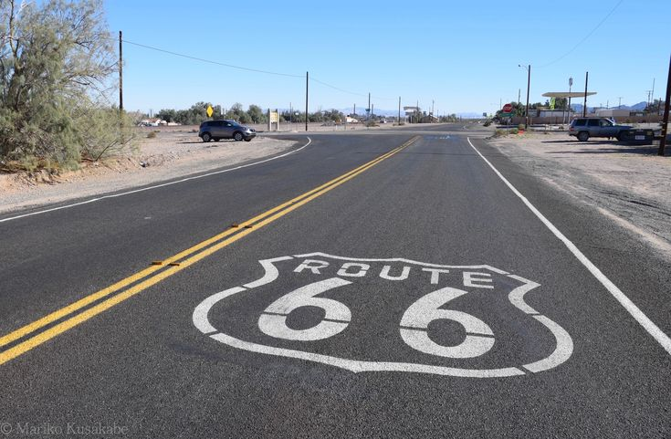 """in Daggett California """" Route 66 on My Mind """" Route 66 blog ; http://2441.blog54.fc2.com/ https://www.facebook.com/groups/529713950495809/ http://route66jp.info/"""