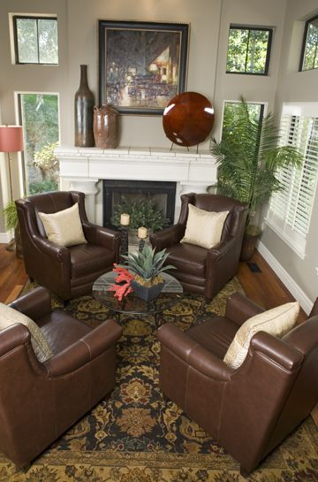 7 best four chairs instead of couch images on pinterest - 4 chairs in living room instead of sofa ...