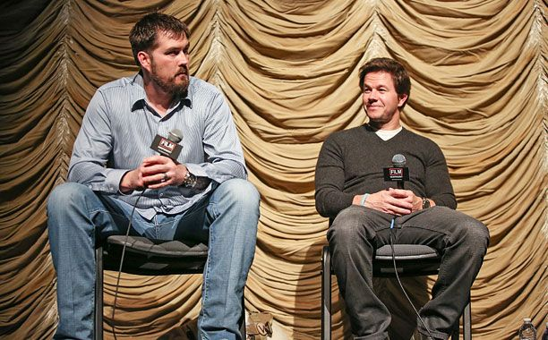 Real-life 'Lone Survivor' Marcus Luttrell reacts to Mark Wahlberg's SEAL rant | EW.com