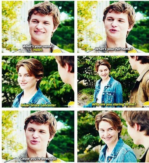 The Fault in Our Stars and Death