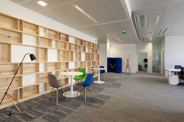 Location: Publicis, France.  #Carpet by #egecarpets