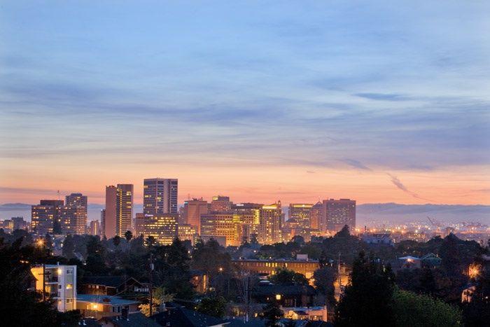 skyline and oakland - photo #6