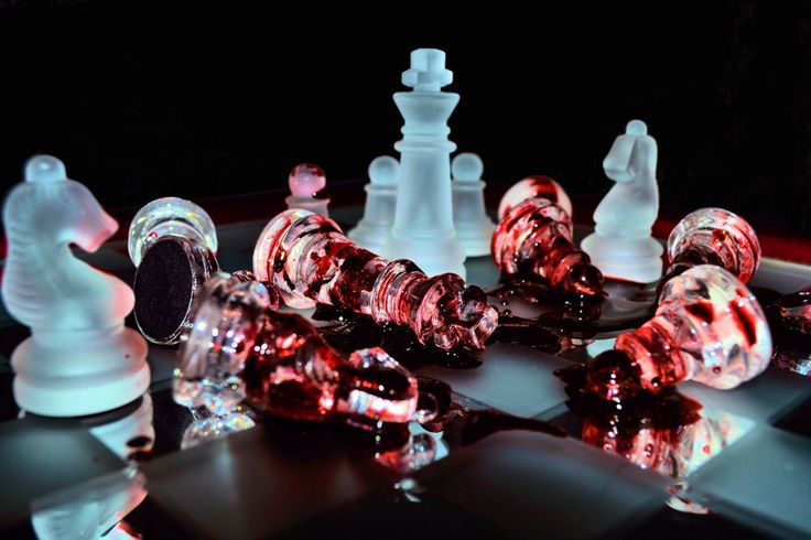 """""""This is a game of Chess and we are the pieces, they Players in a game that has…"""