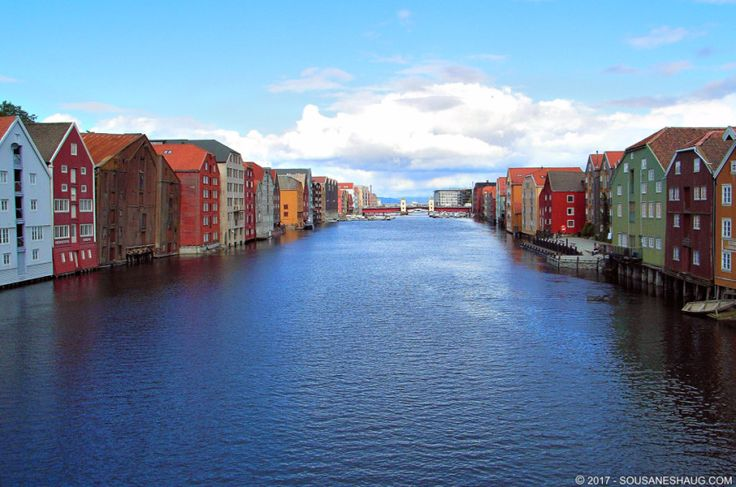 #SousaNeshaug #Summer #Norway #Trondheim #Bakklandet (C) Sousa & Neshaug Photography - http://sousaneshaug.com