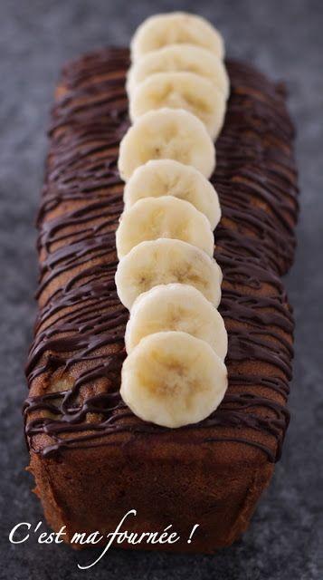 Le cake à la banane de Christophe Michalak