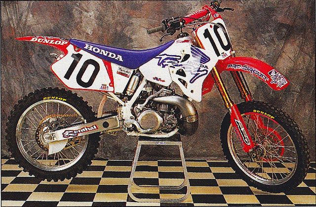 65 Best Images About Honda Dirt Bikes On Pinterest